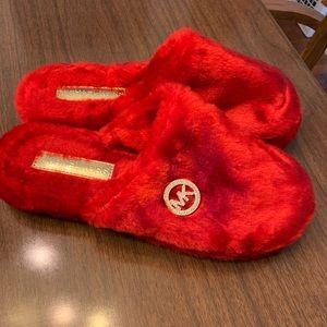 MK new slippers